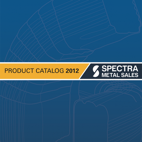 Spectra product catalog: cover