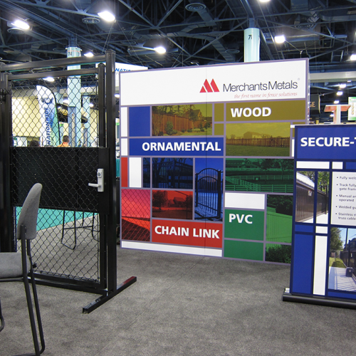 MMI booth space