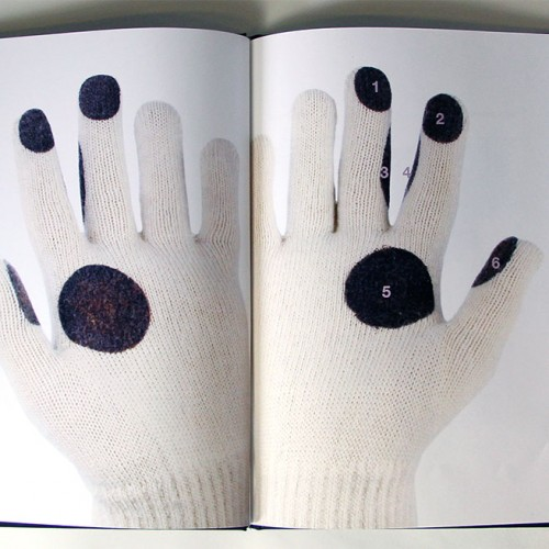 Portfolio book spread: Urban Glove