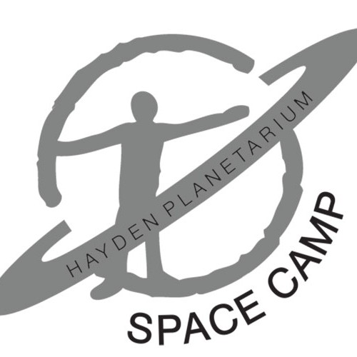 Hayden Planetarium Space Camp logo, derived from the Museum of Natural History logo